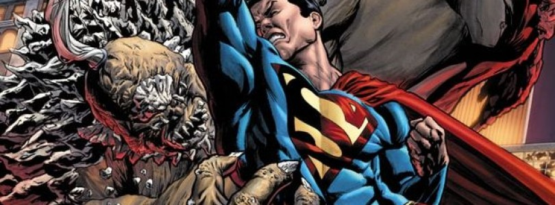 Doomsday The Major Villain In Batman V Superman?