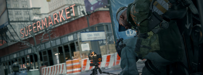 First Impressions: The Division