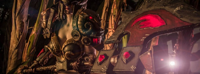 Cosplayer Of The Month: Schrei
