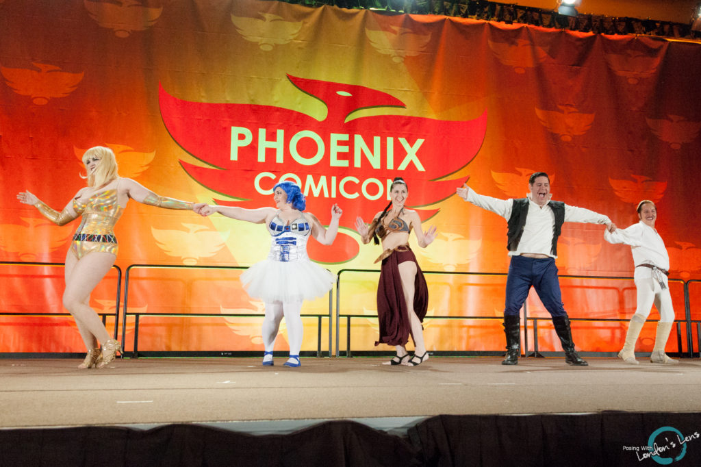 Talk Nerdy To Me at Phoenix Comicon 2016