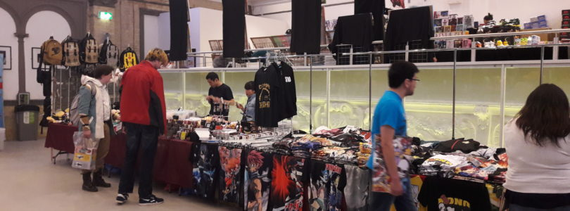 London Anime and Gaming Con Review 2016
