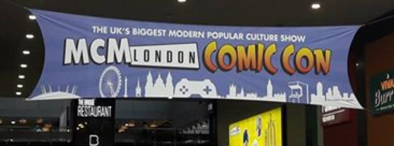 MCM London Comic Con Review 2016