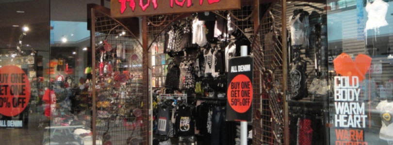 Hot Topic Takes Over ThinkGeek