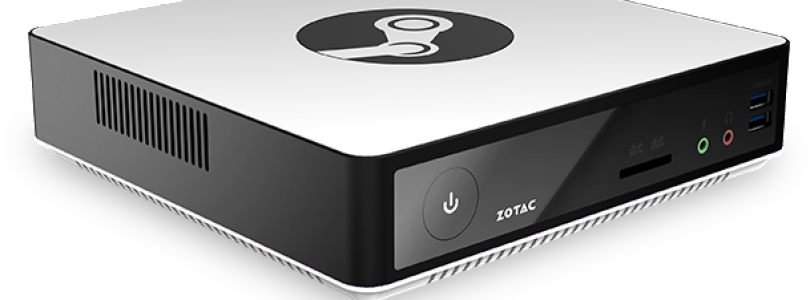 Steam Machine released, along with huge game sale!