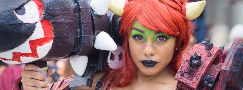 Cosplayer Of The Week: LaydiexSkull