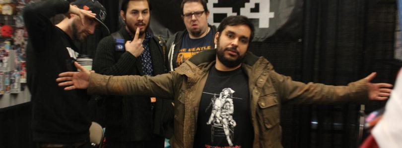 The Geek Lyfe Interviews Mega64!