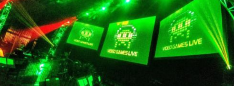 (GIVEAWAY) Enter to Win a Chance for VIP Tickets to Video Games Live!