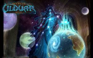 Secrets of Ulduar artwork featuring Algalon the Observer