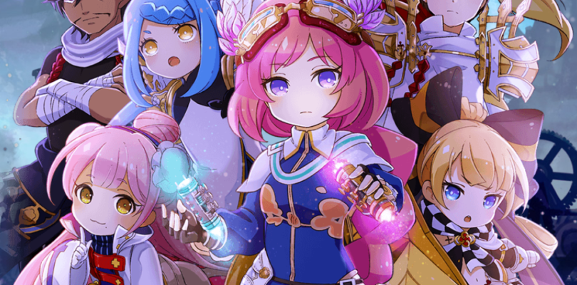 Arc of Alchemist is out Now for Switch & PS4 in North America!