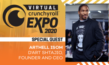 """V-CRX Announces """"The God of High School"""" Guests, MAPPA Gallery, and More!"""