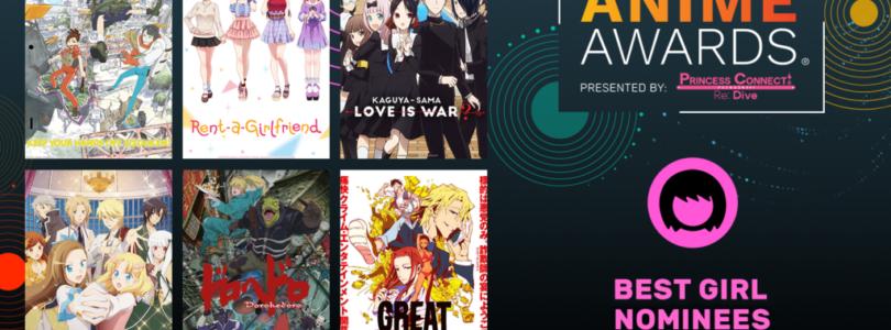 Crunchyroll Announces Fifth Annual Anime Awards Nominees & Voting Has Begun