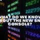 What Do We Know About the New SNK Console?