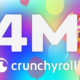 """Crunchyroll Partners with Idris & Sabrina Elba to Develop """"Dantai"""" While Crossing 4M Subs"""