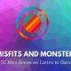 Of Misfits and Monsters: A D&D 5E Mini Series by Latinx in Gaming