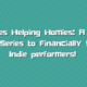 Homies Helping Homies: A new TTRPG Series to Financially Support Indie performers!