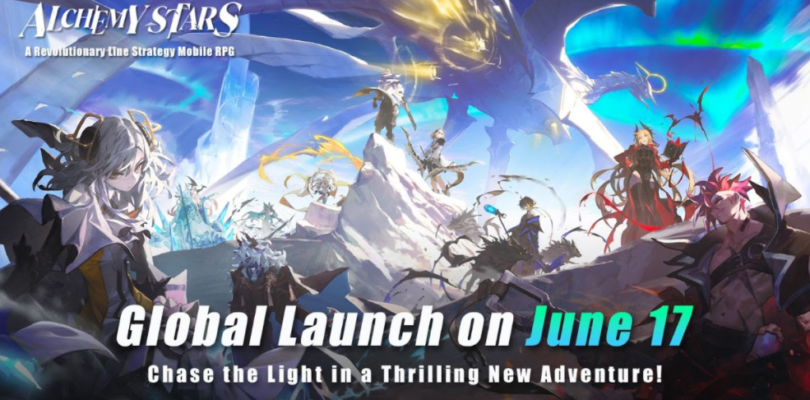 Alchemy Stars Arrives for iOS and Android on June 17