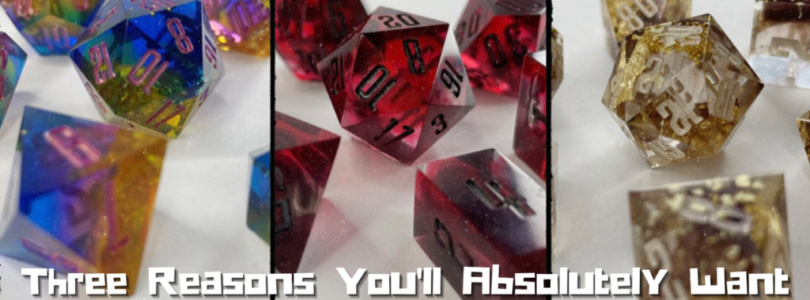 Three Reasons You'll Absolutely Want to Support Umbral Oculus Dice