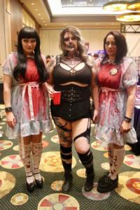 Cosplay 04 - Mad Monster Party Arizona 2019