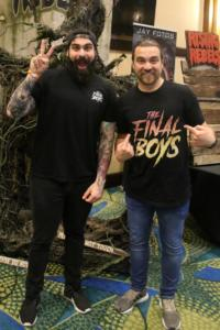 The Final Boys - Mad Monster Party Arizona 2019