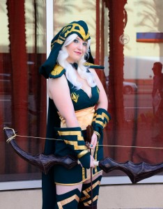 League Of Legends Cosplay