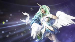 Leauge of Legends - Soraka
