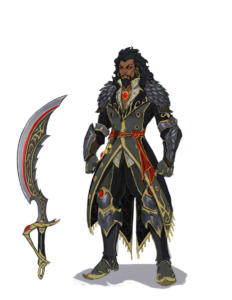 WoW Visions of NZoth Concept Wrathion