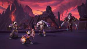WoW Visions of NZoth Raid (The Waking City)