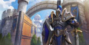 WarcraftIII Human Wallpaper