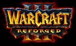 Warcraft III Reforged Logo png jpgcopy