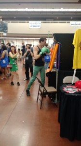 Little Mac Punchout Cosplay